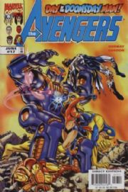 Avengers #17 (1998) Marvel Comics US Import Ordway Gordon